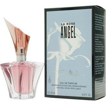 Angel La Rose By Thierry Mugler For Women. Eau De Parfum Spray Refillable .8 oz