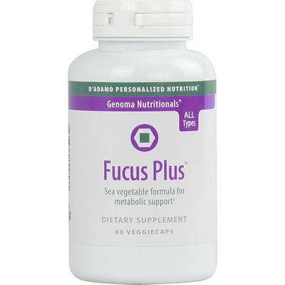 D'Adamo Personalized Nutrition Fucus Plus 60c