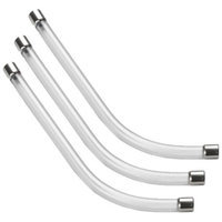 Plantronics Voice Tube Clear 29960-01 (3-Pack) Replacement Voice Tube
