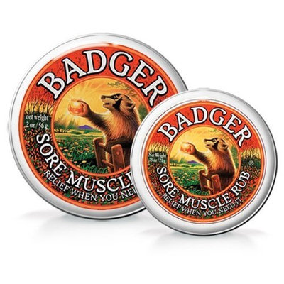 Badger Sore Muscle Rub Extra Strength/0.75 oz.