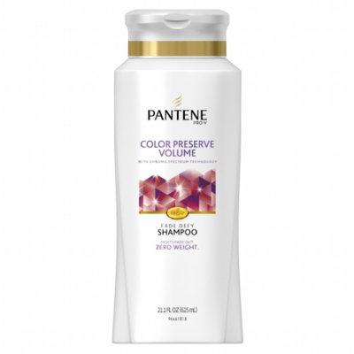 Pantene Pro-V Color Preserve Volume Shampoo, 21.1 oz