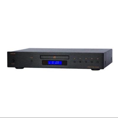 Music Hall C-DAC15.3 3-Input DAC/CD Player (Black)