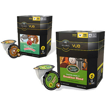 Keurig Vue Pack Travel Mug Brew Size - Your Choice