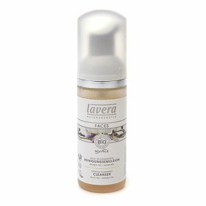 Lavera Natural Cosmetics My Age Faces Gentle Foaming Cleanser