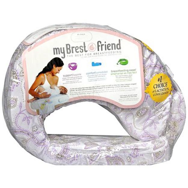 My Brest Friend Original Breastfeeding Pillow