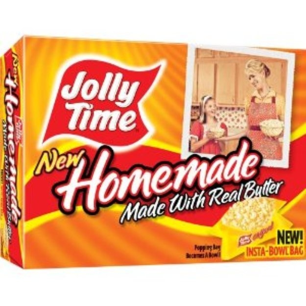 Jolly Time Homemade