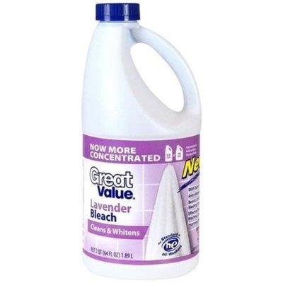 Great Value Lavender Bleach, 64 fl oz