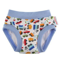 Blueberry Training Pants, Traffic, Small (Discontinued by Manufacturer)