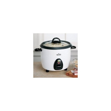 Rival Company RC101 Rice Cooker With Steaming Basket Removable Bowl - Each