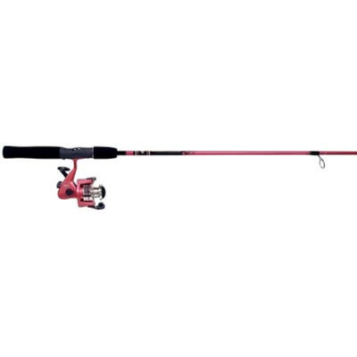 Zebco Slingshot Spin Fishing Combo, Medium, 2-Piece