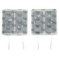 Drive Medical Oval Electrodes for Tens - Gray (2