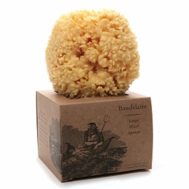 Baudelaire Large Wool Sponge