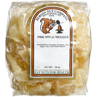 Bergin Nut Company Pineapple Wedge, 16-Ounce Bags (Pack of 6)