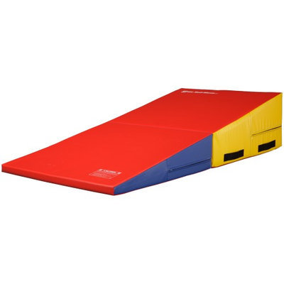 mats gym incline mat gymnastic wedge gymnastics durable