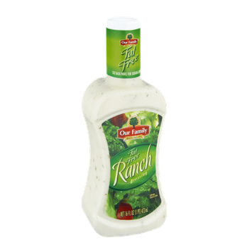 Our Family Fat Free Ranch Dressing