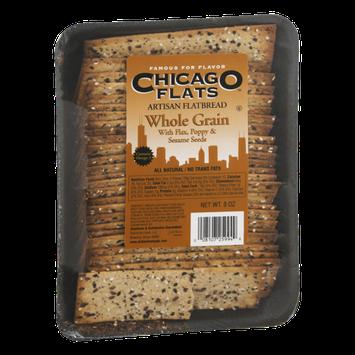 Chicago Flats Artisan Flatbread Whole Grain