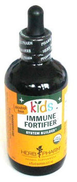 Kids Immune Fortifier Herb Pharm 4 oz Liquid
