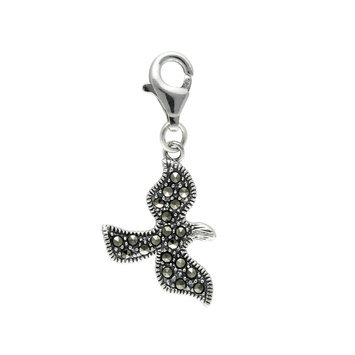 Mac's Peaceful Bird Charm