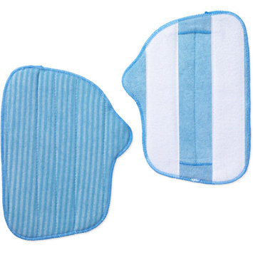 SteamFast Microfiber Cloths for Steam Mop, 2 Pack, A140-000