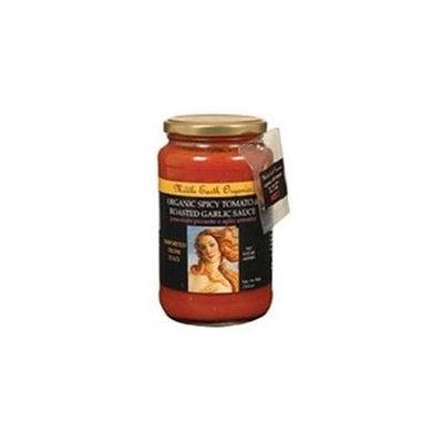 Middle Earth Organics 25326 Organic Spicy Tomato & Garlic Pasta Sauce
