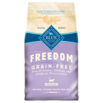 Blue Buffalo BLUE FreedomTM Grain Free Indoor Cat Food