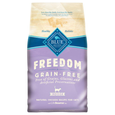 Blue Buffalo BLUE FreedomTM Grain Free Indoor Cat Food