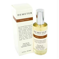 Demeter 4 Oz Ginger Cookie Cologne Spray For Women