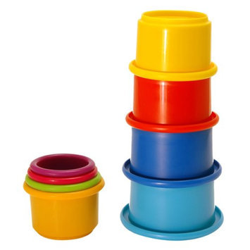 The First Years Stack N Count Cups, 8 ea
