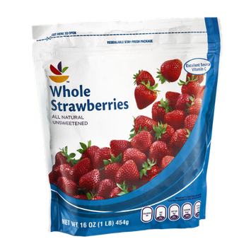 Ahold Whole Strawberries
