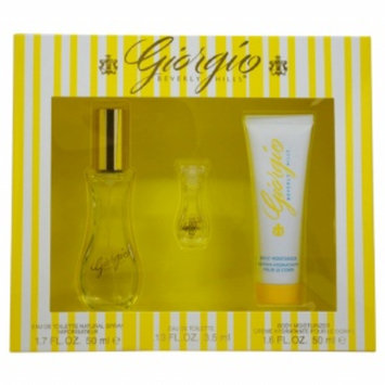Giorgio Gift Set for Women, 3 Piece, 1 set
