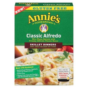 Annie's Homegrown Gluten Free Classic Alfredo Skillet Dinner 10.6 oz