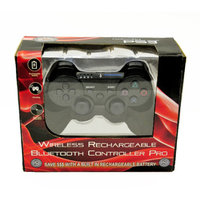 Arsenal Gaming ap3con4 PS3 Bluetooth Controller - Black
