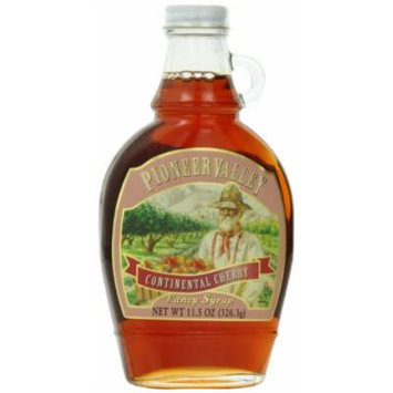 Pioneer Valley Gourmet Cherry Syrup