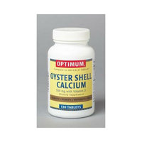 Generic Otc Oyster Shell Calcium with Vitamin D Tablets