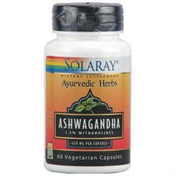 Solaray Ashwagandha Root Extract