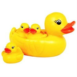 Elegant Baby Duck Bath Set - 1 ct.