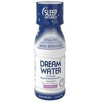 Dream Water Snoozeberry, 2.5 Ounce, Sleep Aid, 24 Count