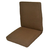 Smith & Hawken Outdoor Chair Cushion - Espresso