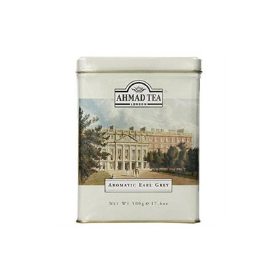 Ahmad Tea Aromatic Earl Grey, 17.6 oz Tins, 3 pk