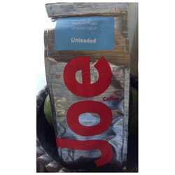 Peter's Imports Joe Decaf Unleaded Ground Coffee 12 oz. Bag