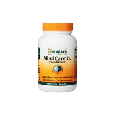 Himalaya Herbal MindCare Jr. 120 Vcaps