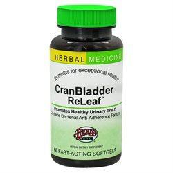Herbs Etc. CranBladder ReLeaf - 60 Softgels