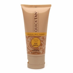 QuickTan Gradual Self Tanner Tanning Lotion For Face