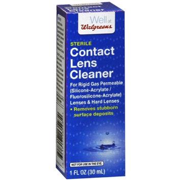 Walgreens Original Contact Lens Cleaner