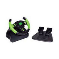 Various XBox Wheel with Pedals