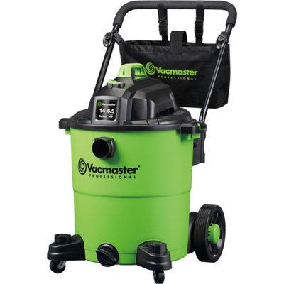 Vacmaster Professional 14-Gallon Wet/ Dry Vacuum, VJC1412PWT 0201