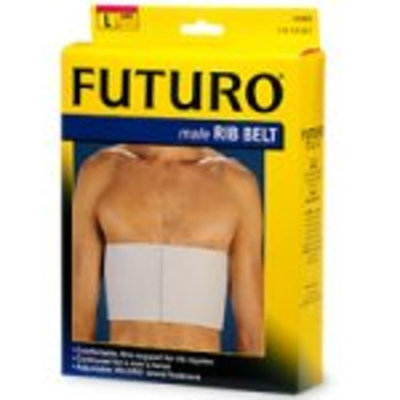 FUTURO Adjustable Men's Rib Belt, Large - 1 ea