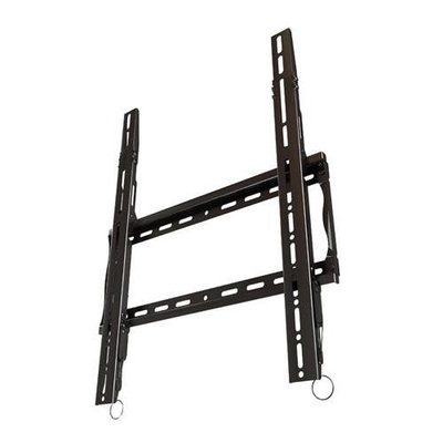 Crimson Fixed Portrait Wall Mount For 37-63 Inch Screens (Black) Fp63