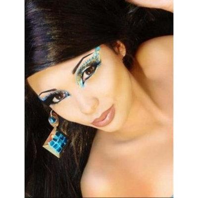 Xotic Eyes Body Phoenix Kit Eye Kit W/Rhinestone Lashes