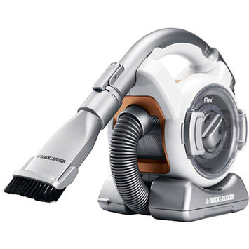 B & D BLACK & DECKER FHV1200 FLEX(TM) Cordless Mini Canister Vacuum with Flexible Hose